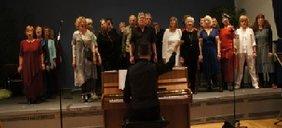 Teaser Jubiläum Chor
