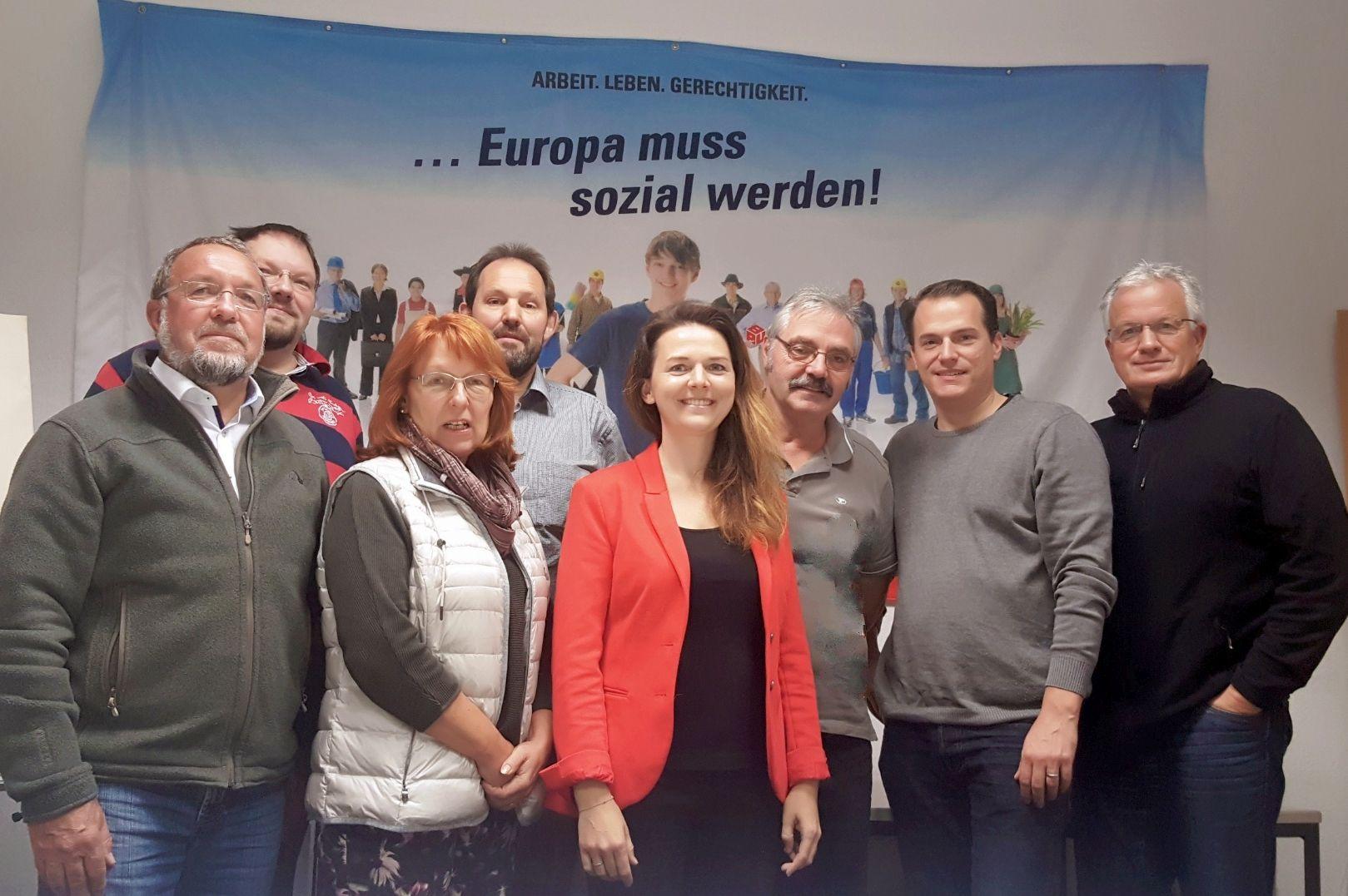DGB Vorsitzende Limburg - Weilburg