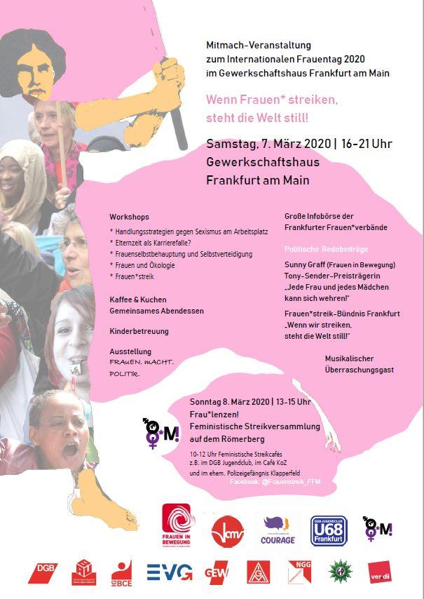Frauentag 2020