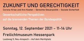 Podiumsdiskussion Hessenpark