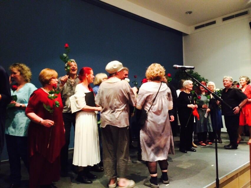 DGB Chor Veranstaltung 27.03.2015