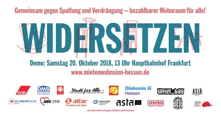 Mietenwahnsinn-Hessen