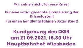DGB-Kundgebung