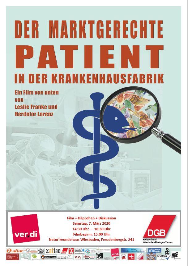 Film der marktgerechte Patient