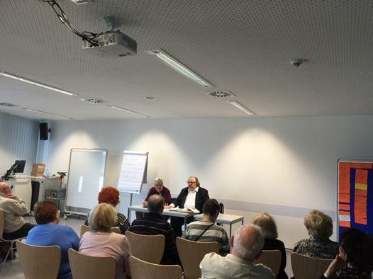 Vortrag über Johanne Kirchner