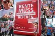 Rentenaktionstag in Wiesbaden